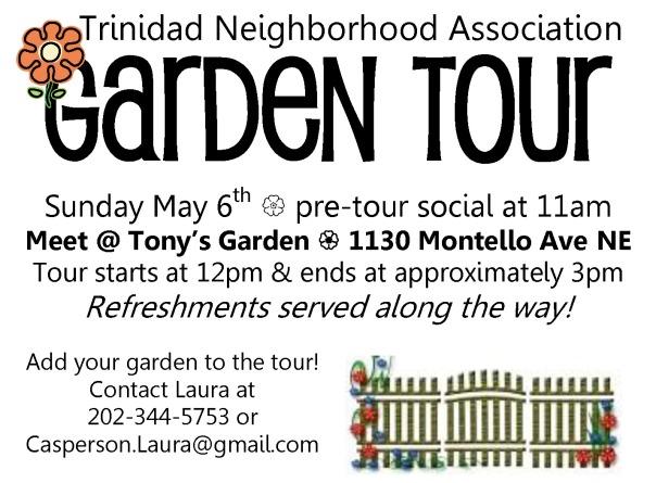 TNA Garden Tour 2012