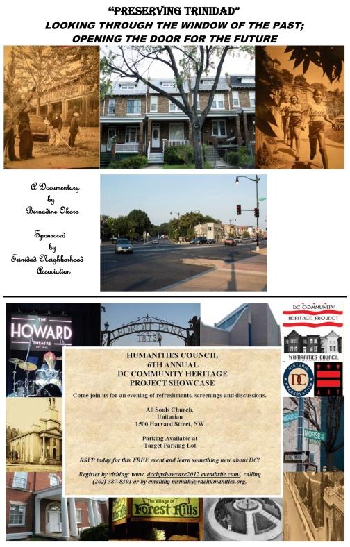 Preserving Trinidad Showcase_Dec 2012