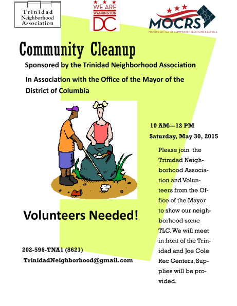 community clean up 2