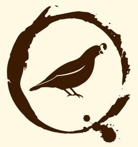 quail coffee logo