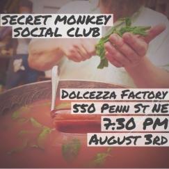 Secret monkey