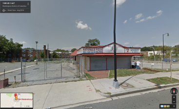 Photo of 1164 Bladensburg Rd NE dated August 2014 from Google Maps Street View.